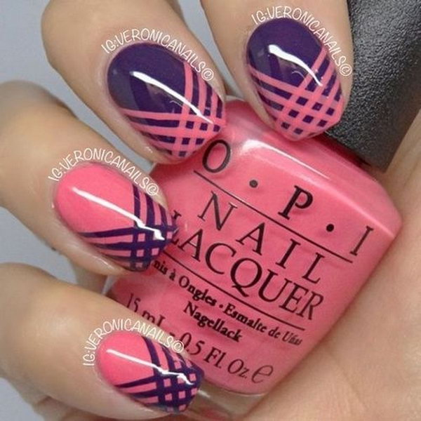 37 purple nail art designs - 30+ Trendy Purple Nail Art Designs You Have to See