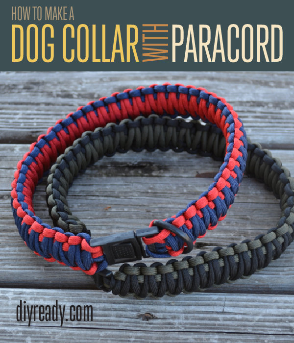 28 diy paracord projects - Cool DIY Paracord Projects