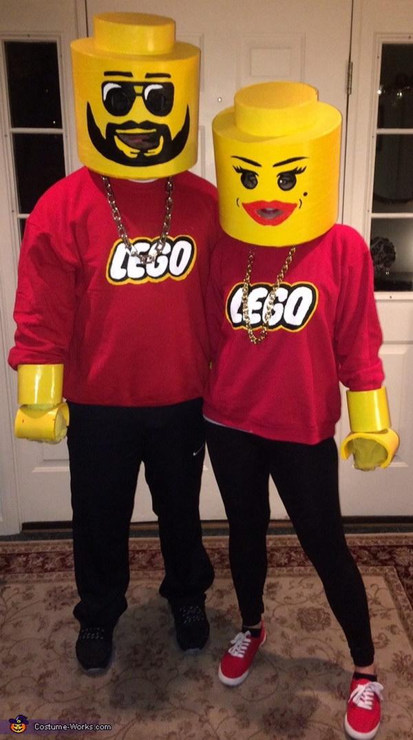 20 couple costume ideas - Stylish Couple Costume Ideas