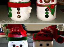 25+ DIY Snowman Craft Ideas & Tutorials