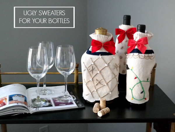 10 ugly christmas sweater party ideas - 20 Ugly Christmas Sweater Party Ideas