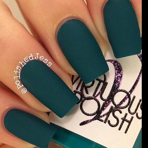 59 green nail art designs - 100+ Awesome Green Nail Art Designs