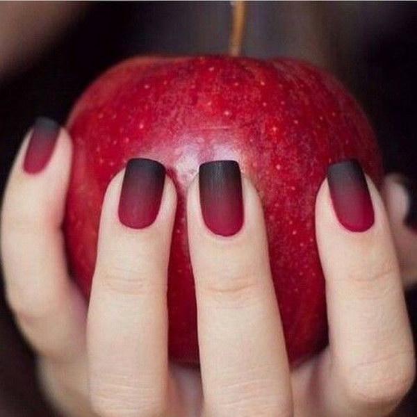 16 matte nail designs - 60 Pretty Matte Nail Designs