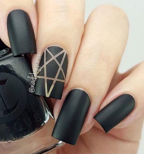 59 matte nail designs - 60 Pretty Matte Nail Designs