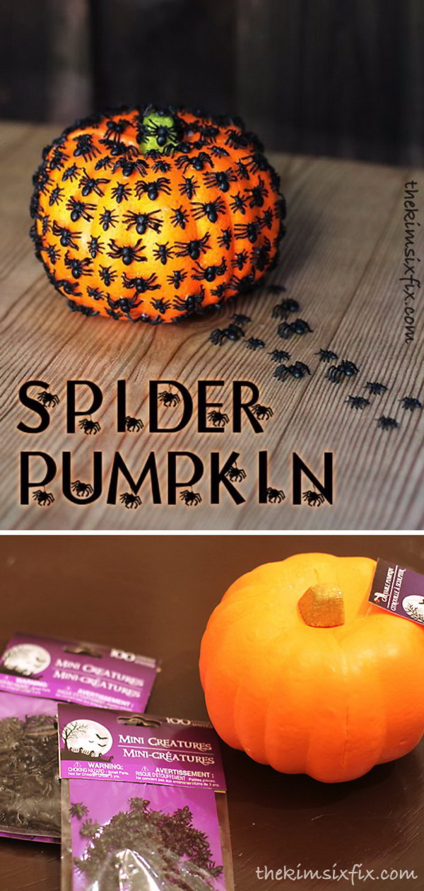 19 dollar store crafts for halloween - 30 Dollar Store DIY Projects for Halloween