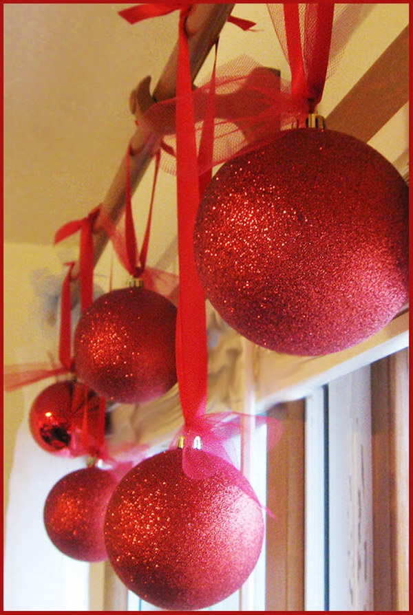 22 christmas decoration ideas - 25+ Easy & Cool DIY Christmas Decoration Ideas