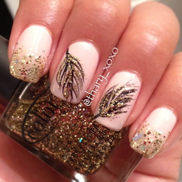 1 fall nail art designs - Fall Nail Art Designs