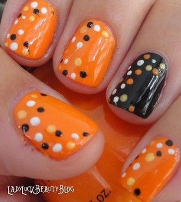 15 fall nail art designs - Fall Nail Art Designs
