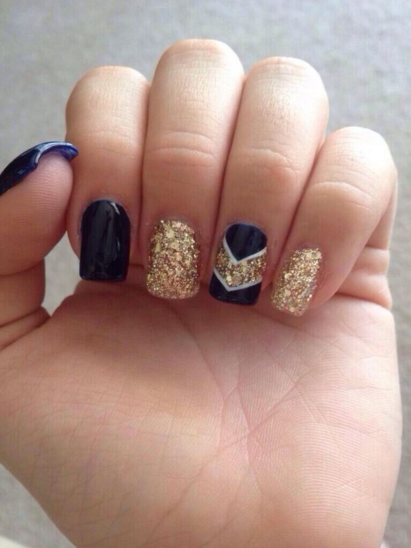 16 fall nail art designs - Fall Nail Art Designs