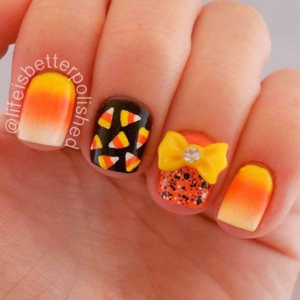 27 fall nail art designs - Fall Nail Art Designs