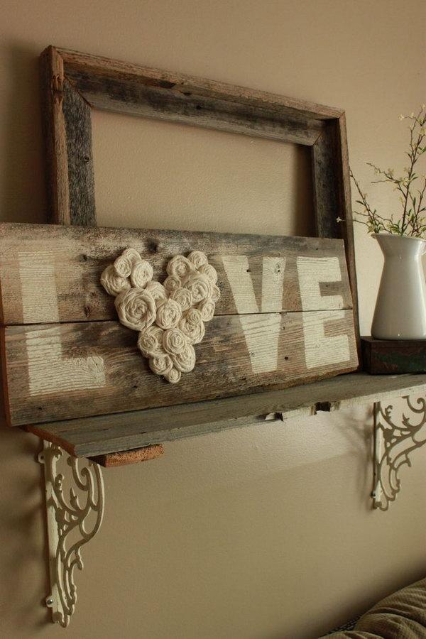 20+ DIY Shabby Chic Decor Ideas For Your Home