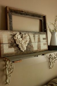 20+ DIY Shabby Chic Decor Ideas For Your Home