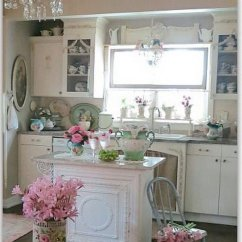 Reclaimed Wood Kitchen Shelves European Style Cabinets Awesome Shabby Chic Designs