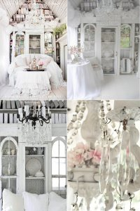 Romantic Shabby Chic Living Room Ideas