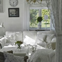 Daybed Decorating Ideas Living Room Bad Boy Furniture Sets Romantic Shabby Chic