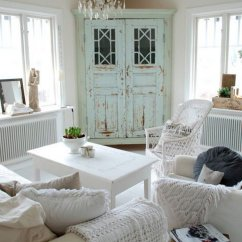 Diy Shabby Chic Living Room Ideas Images Of Rustic Rooms Romantic The Vintage Corner Hutch