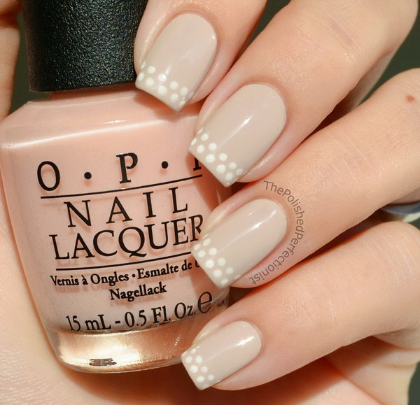 11 wedding nail art designs - 40+ Amazing Bridal Wedding Nail Art for Your Special Day