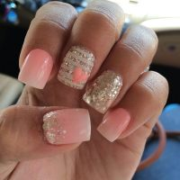40+ Amazing Bridal Wedding Nail Art for Your Special Day