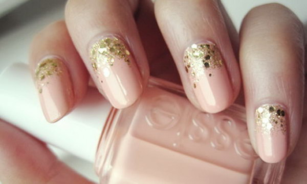6 wedding nail art designs - 40+ Amazing Bridal Wedding Nail Art for Your Special Day