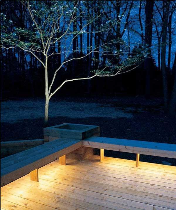 14 backyard lighting diy ideas - 20+ DIY Backyard Lighting Ideas