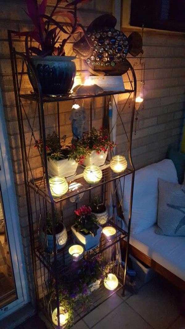 9 backyard lighting diy ideas - 20+ DIY Backyard Lighting Ideas