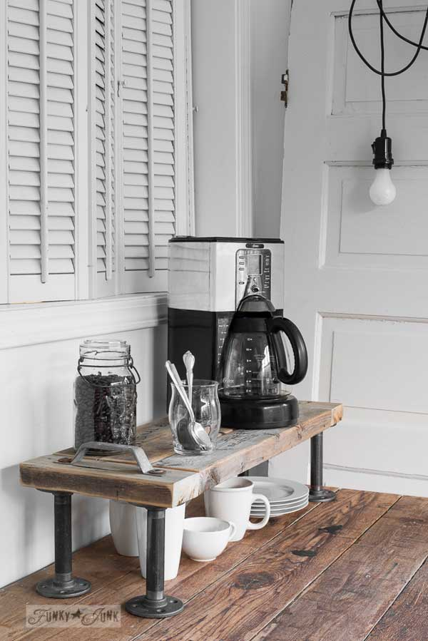 18 coffee station diy ideas tutorials - 15+ Cool DIY Coffee Station Ideas