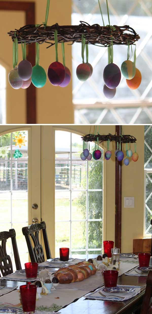 1 easter diy crafts - 25+ Easy DIY Easter Crafts