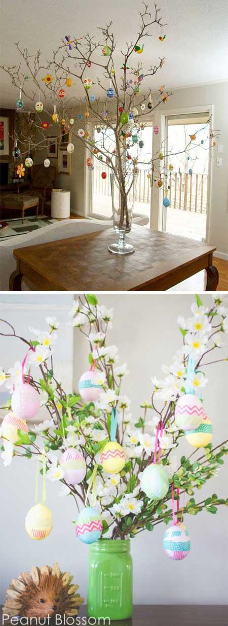 26 easter diy crafts - 25+ Easy DIY Easter Crafts