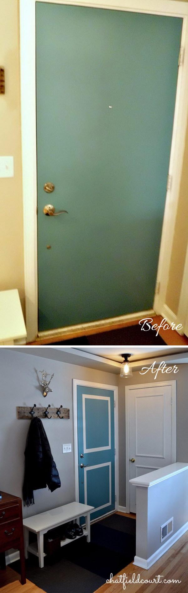 30 entryway makeover diy ideas tutorials - 30+ DIY Ideas to Give a Makeover to a Your Entryway