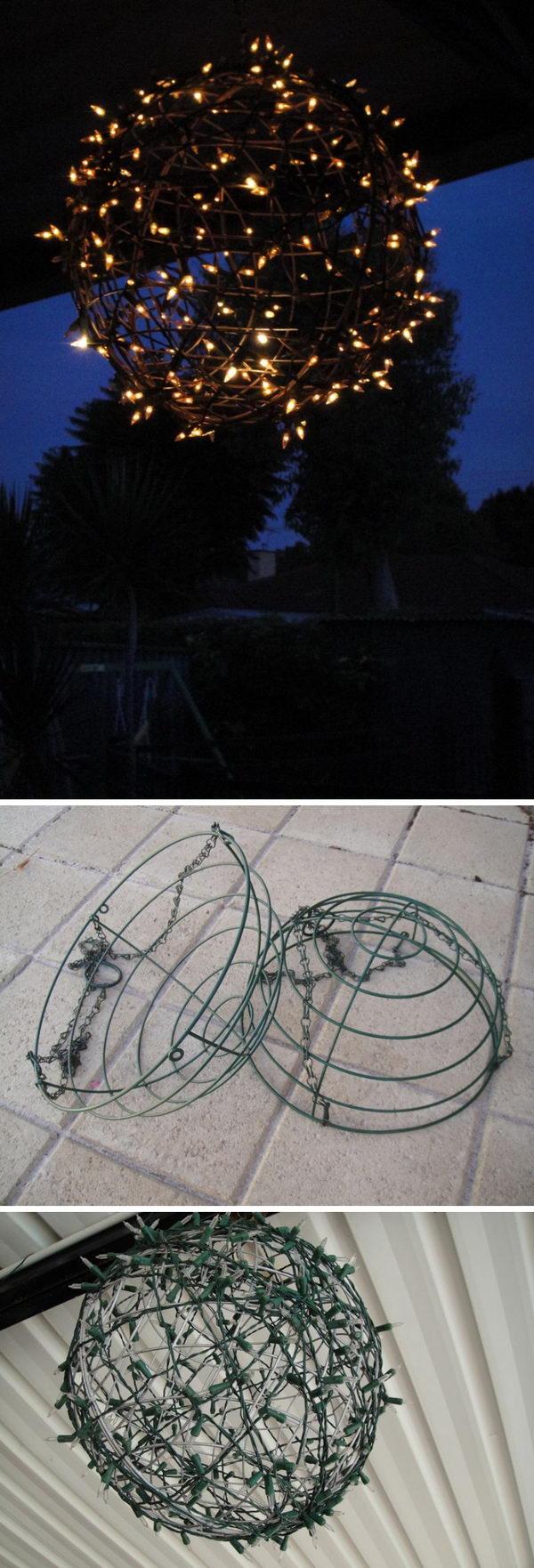 1 outdoor lighting diy ideas tutorials - 15 Easy DIY Outdoor Lighting Ideas