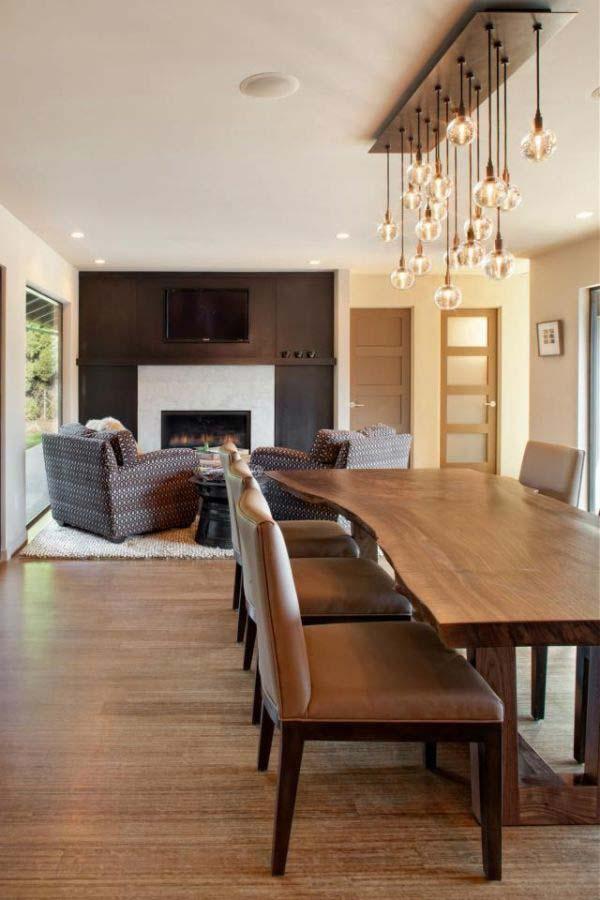 4 live edge wood decoration ideas - 20 Awesome Live Edge Wood Decoration Ideas