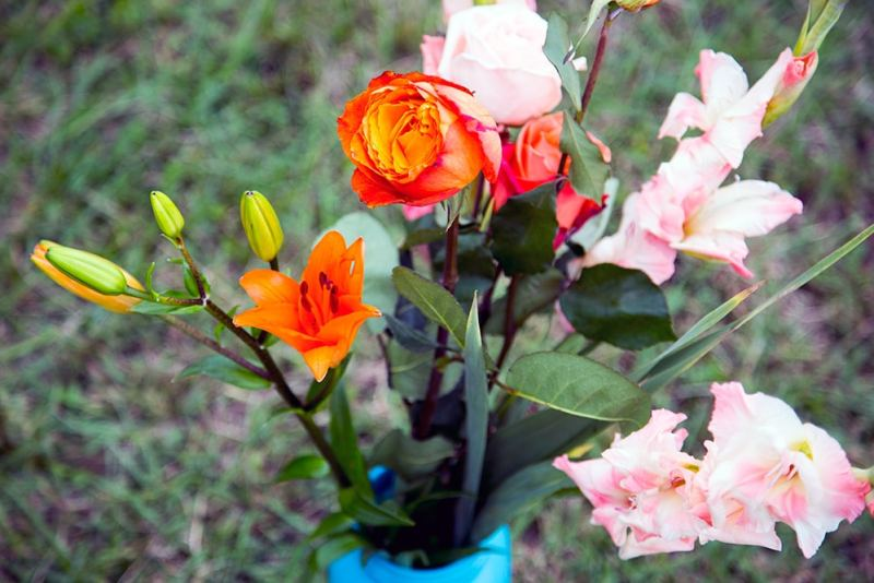Wedding Flowers, Vanessa and Mason's Wedding