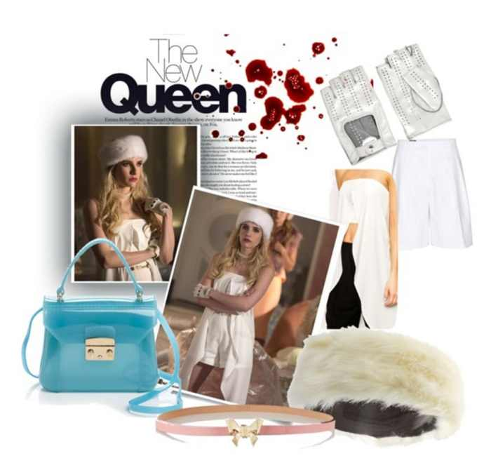 Scream Queens Chanel Oberlin Style