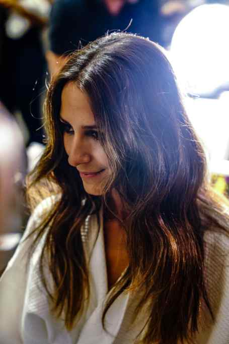 Backstage at Fashion Week: Style Tomes at Rebecca Minkoff, Arielle Charnas Something Navy