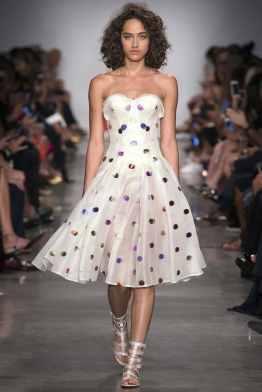 Zac Posen SS17 New York Fashion Week Trends Image via Vogue.com