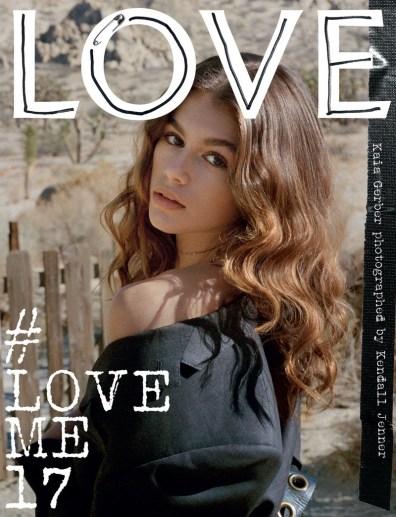 Love Magazine Kendall Jenner Photographer 7