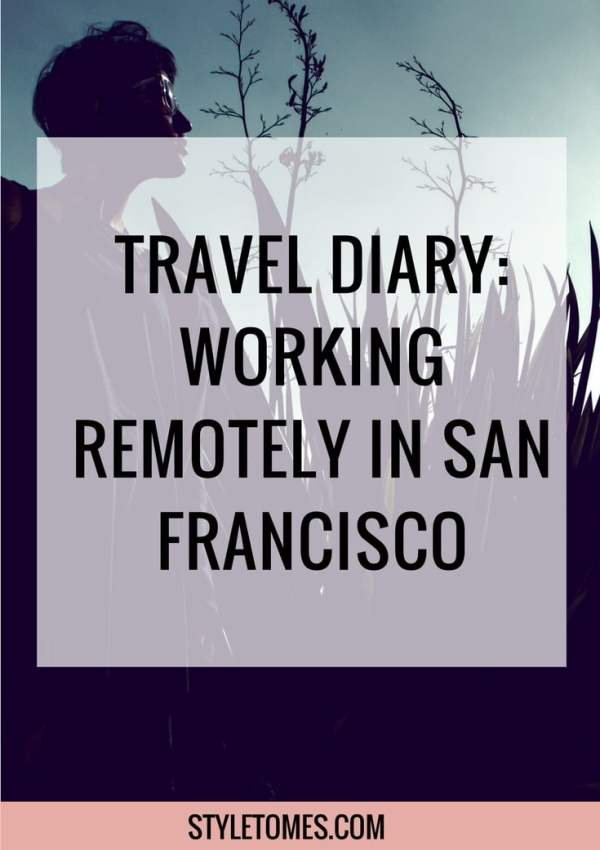 Working Remotely: My Hectic April Travel Month + Travel Diary Video!!