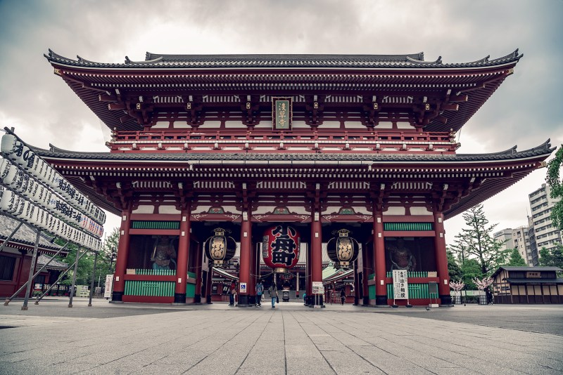 My Japan Trip Changed Me: A Photographic Japan Guide PART I - Asakusa Temple