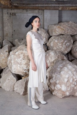 # Most Inspiring Looks from Resort 2018 Runway Collections 56
