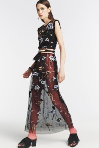# Most Inspiring Looks from Resort 2018 Runway Collections 65