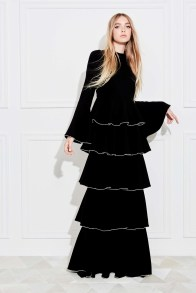 # Most Inspiring Looks from Resort 2018 Runway Collections 91
