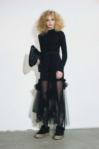 # Most Inspiring Looks from Resort 2018 Runway Collections 100