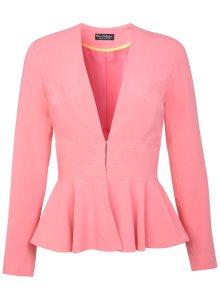 Jacket, £45 Miss Selfridge