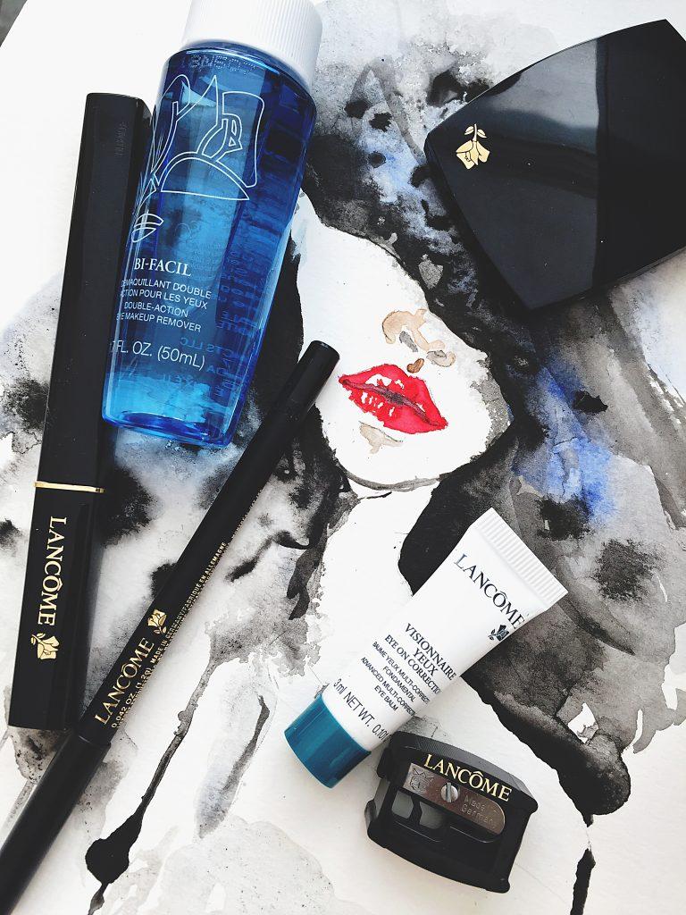 Lancome makeup and skincare