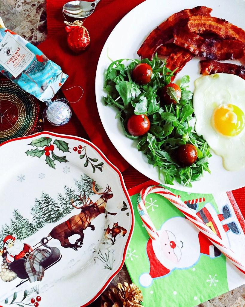 Christmas Breakfast by Klangwelt