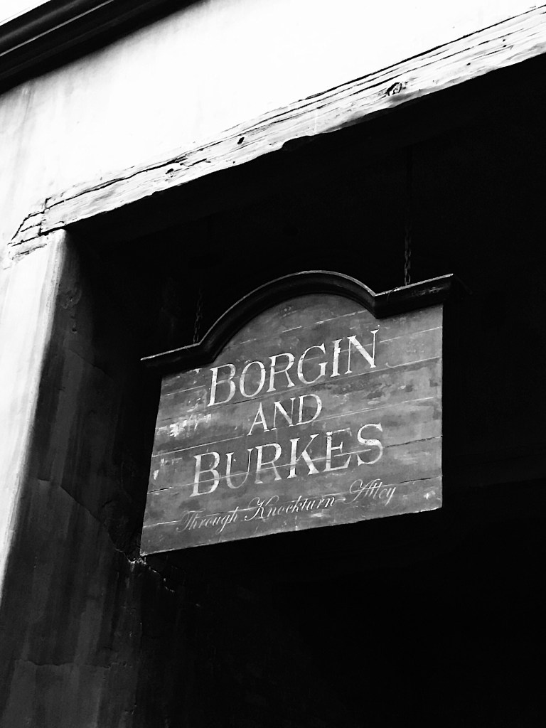 Borgin and Burkes at Universal Studios Orlando