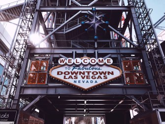 Las Vegas Historic Fremont Street Experience Downtown Style Unsettled