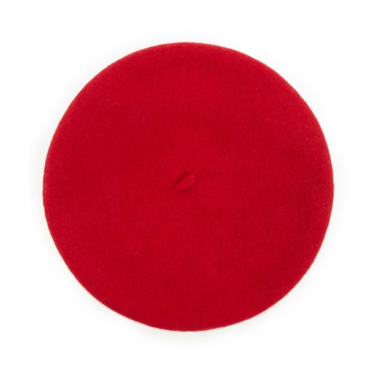 Forever21 red beret Style Unsettled