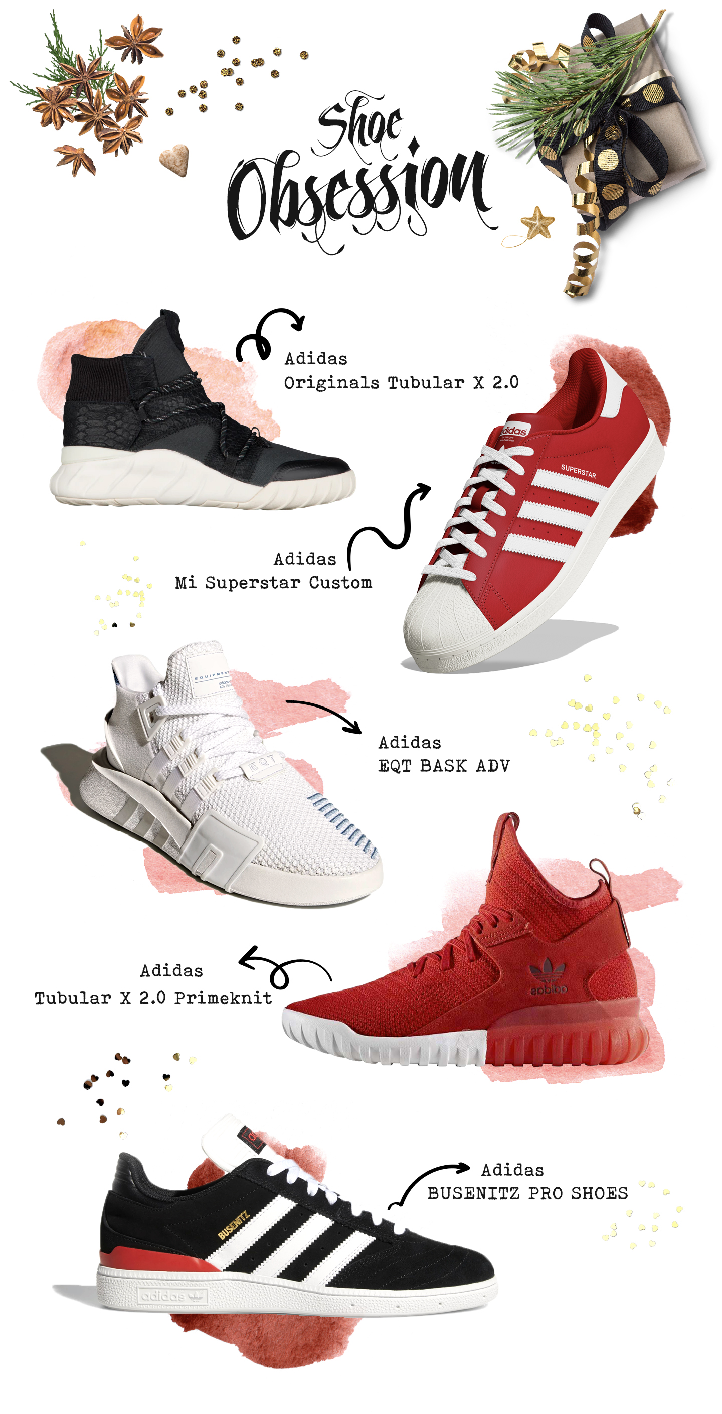 Adidas Shoes Gift Guide