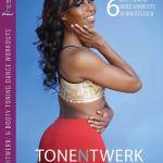 Hip Shake Fitness Tone'n'Twerk DVD